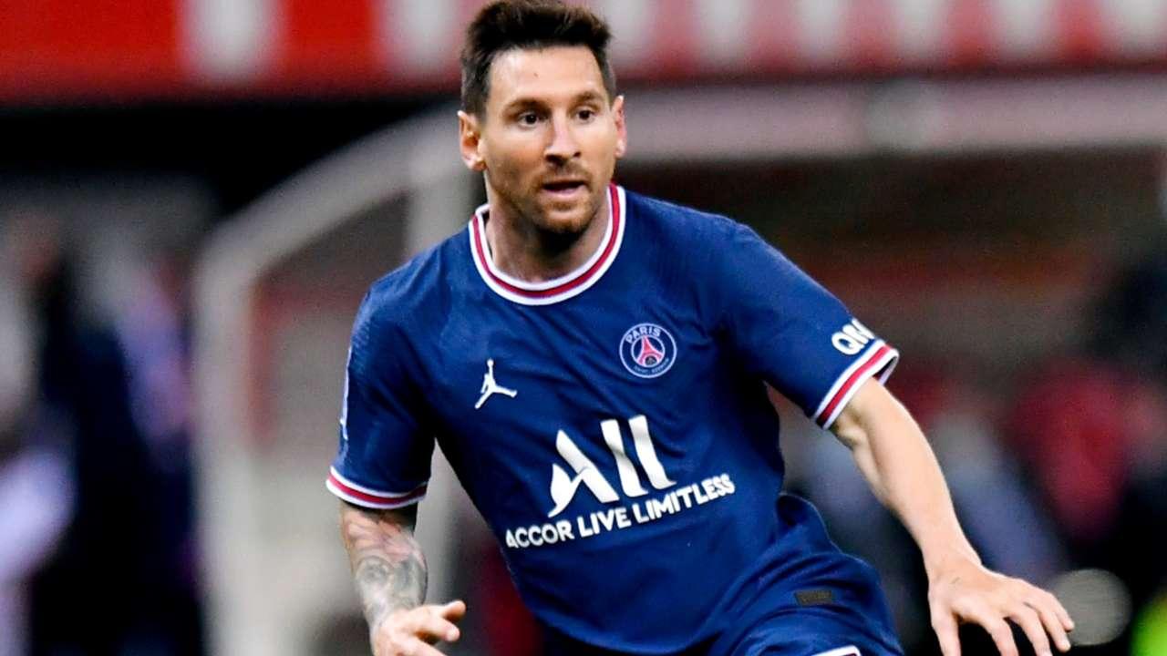 Lionel Messi - PSG - August 29, 2021
