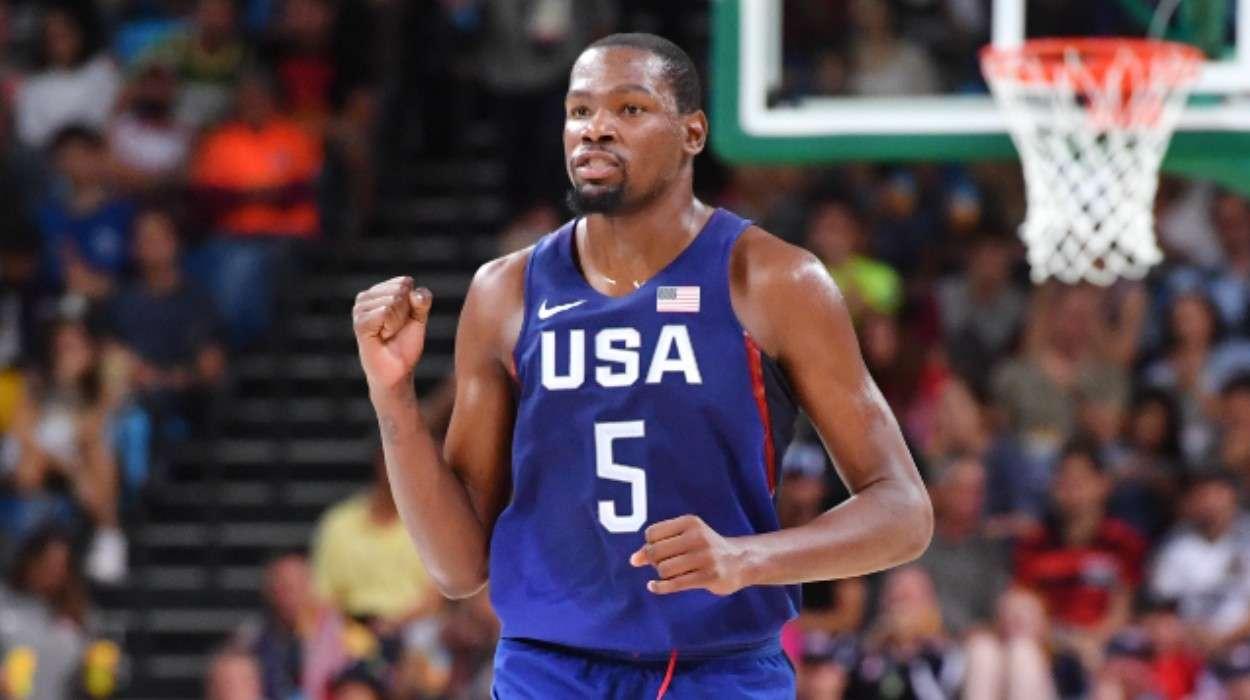 Kevin Durant USA Basketball