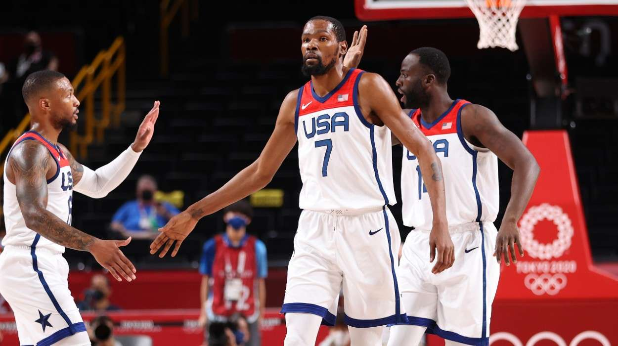Kevin Durant Team United States
