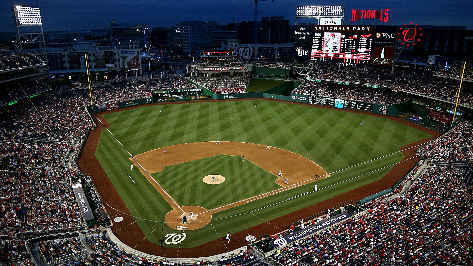 When will the Nationals start the 2021 season?  MLB has announced a new opening date