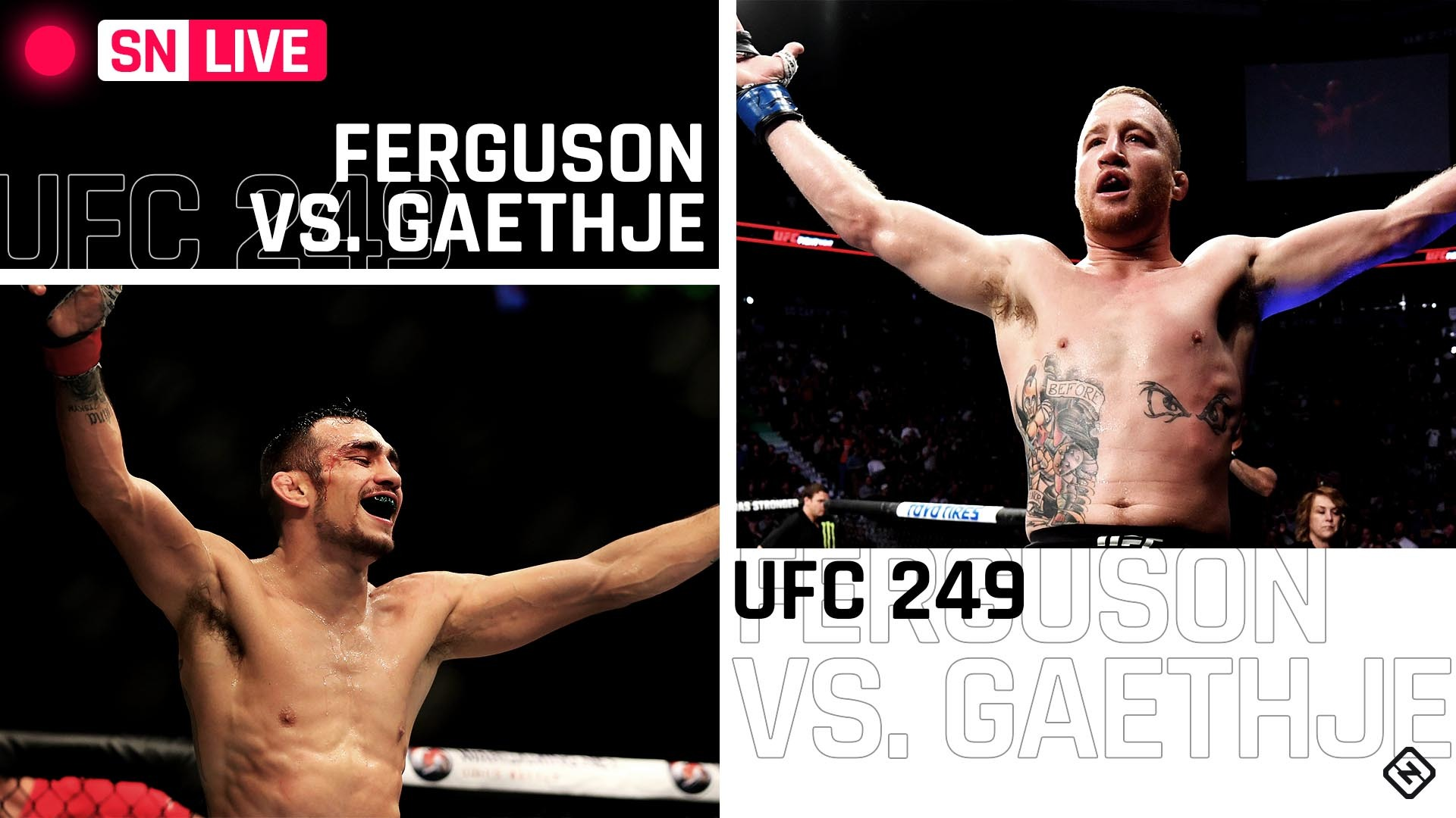 UFC 249 live updates, results, highlights from Tony Ferguson vs. Justin Gaethje & fight card