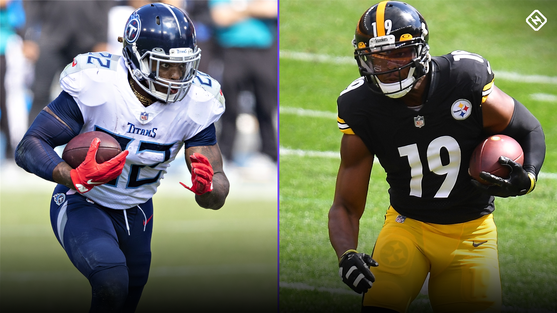 How Steelers-Titans COVID-19-related postponement affects Week 4 fantasy football matchups