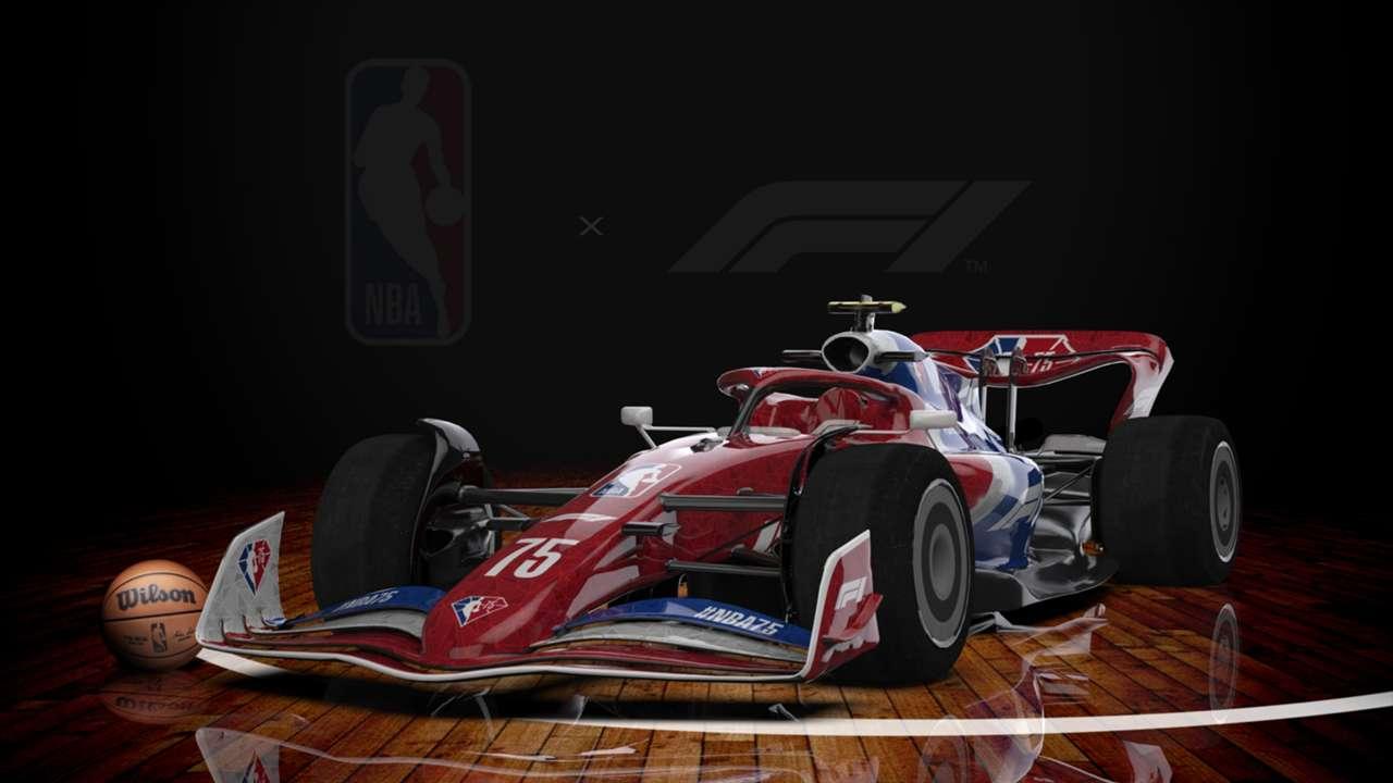 F1 x NBA