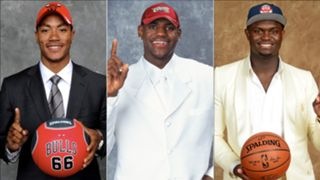 NBA Draft Number 1 picks