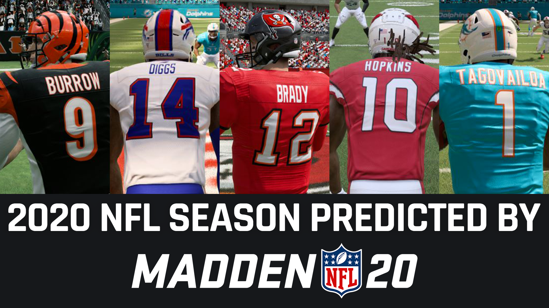 How Madden Predicts The 2020 Nfl Season Super Bowl 55 Winner With Updated Rosters Sporting News