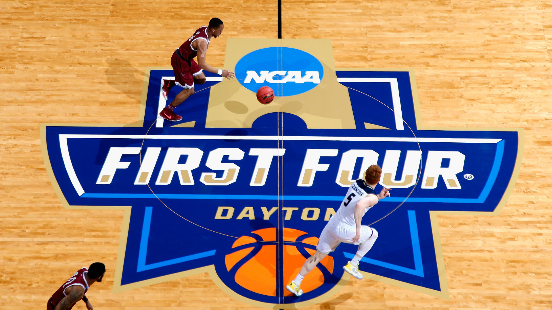 March 2021 2021 schedule: times, channels, scores for Thursday's first four games of the NCAA Championship
