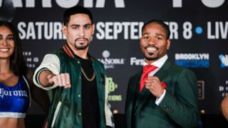 Danny Garcia and Shawn Porter conduct final press conference