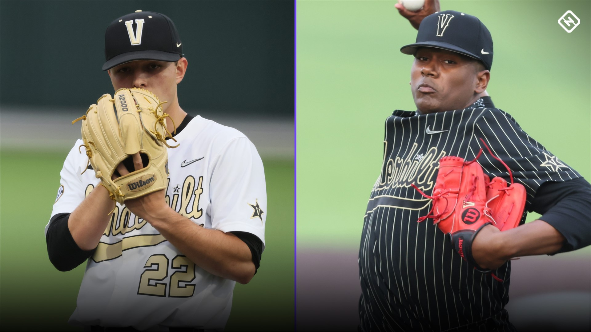 Jack Leiter, Kumar Rocker is the leader in watching the MLB draft at the 2021 College World Series