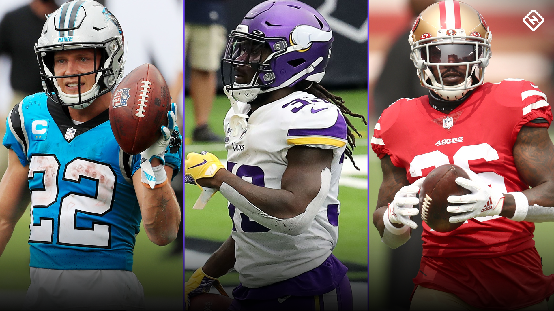 Fantasy Injury Updates: Christian McCaffrey, Dalvin Cook, Tevin Coleman impacting Week 8 RB rankings