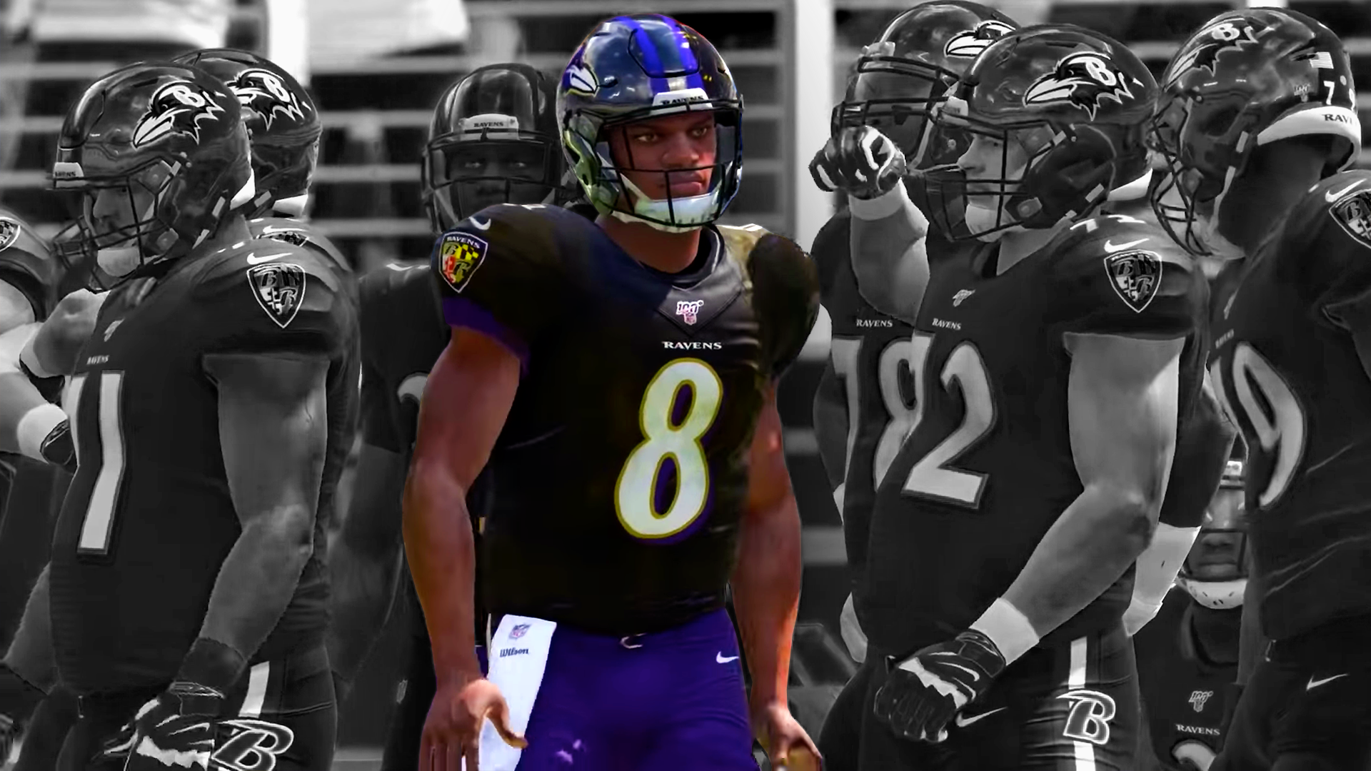 How Lamar Jackson is 'getting close' to becoming the most dominant Madden player ever
