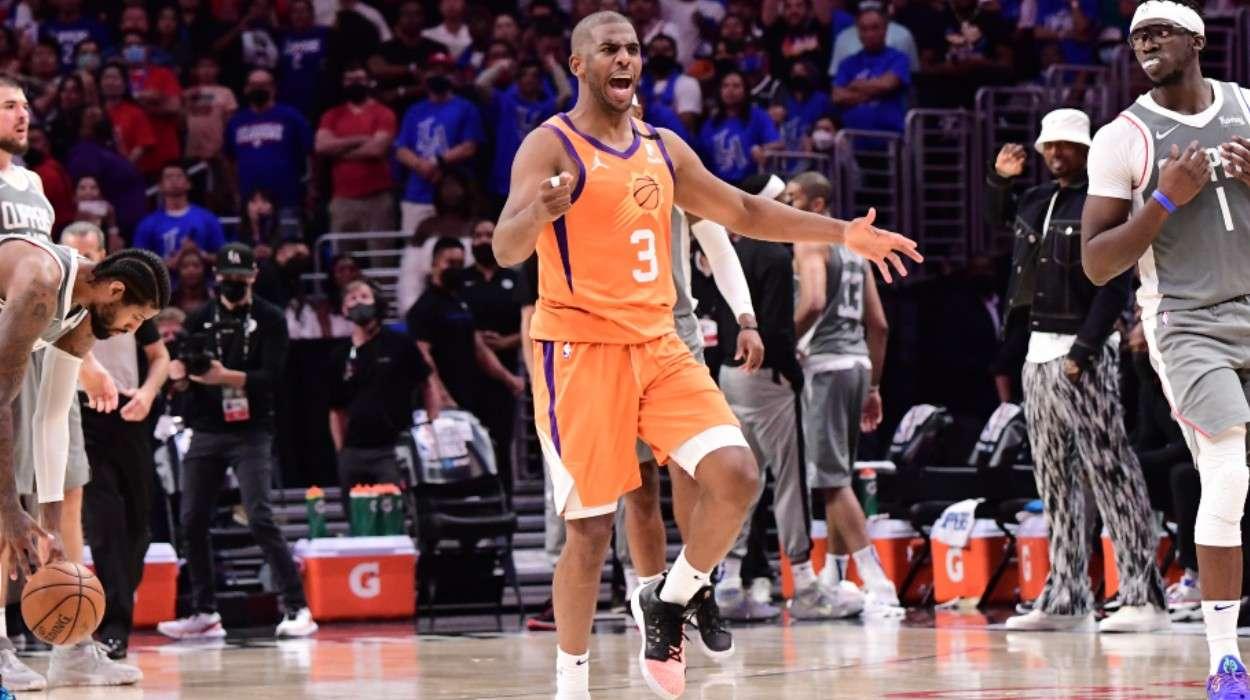 Chris Paul Phoenix Suns