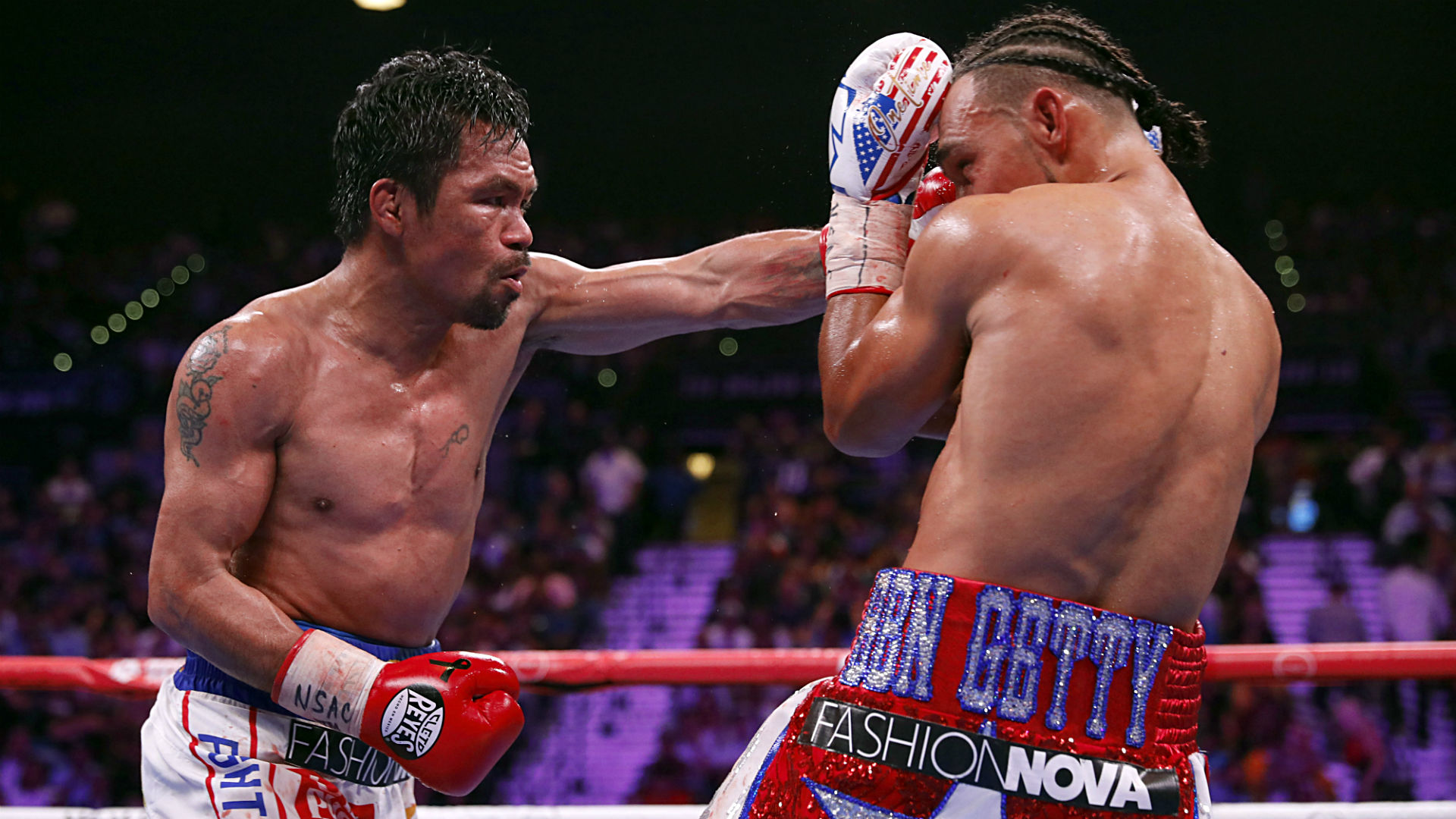 Pacquiao vs. Thurman results: Twitter reacts to Manny Pacquiao's stellar  performance vs. Keith Thurman   Sporting News