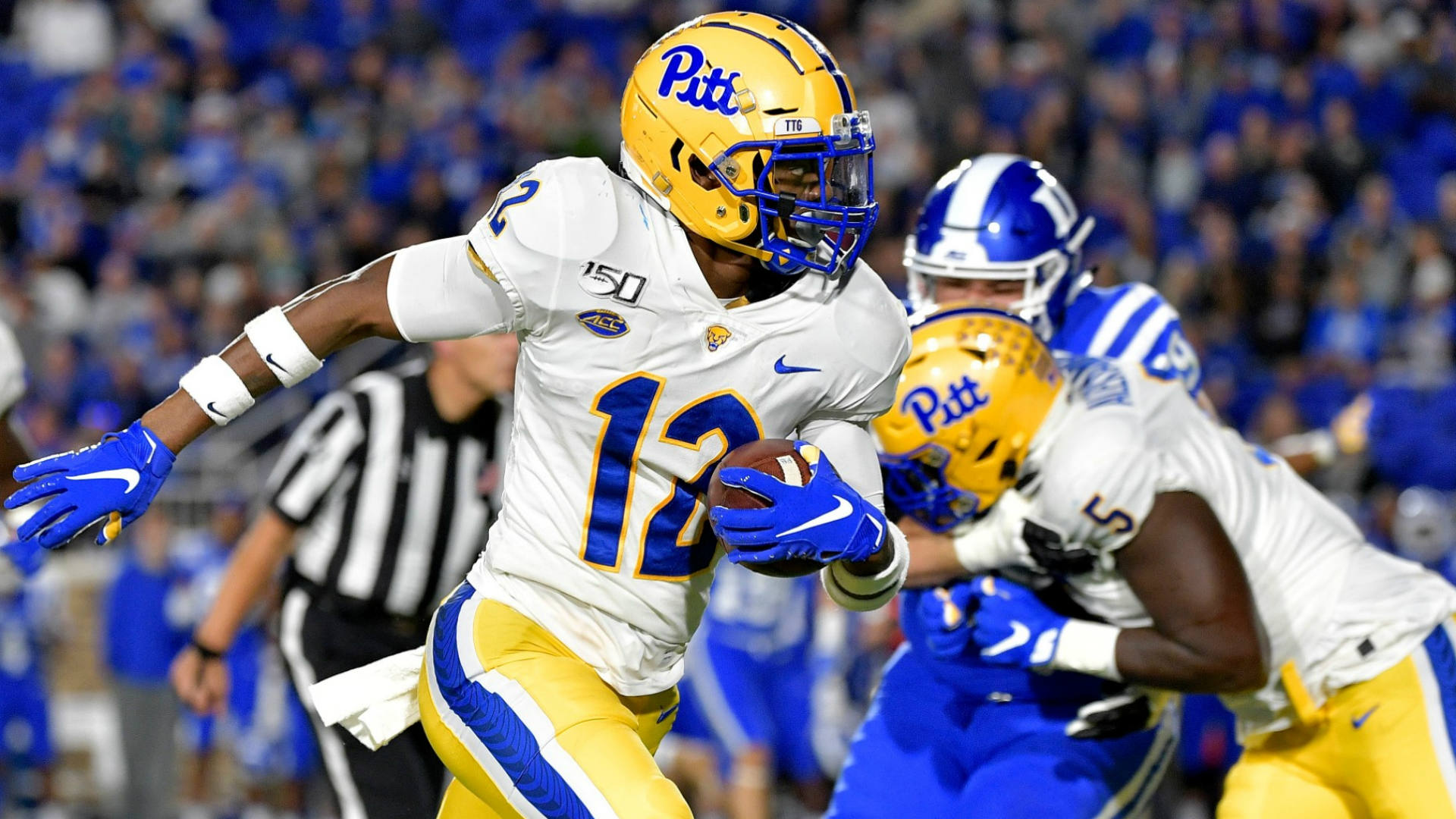With star safety Paris Ford departing the Pitt Panthers, let's opt to call this what it is