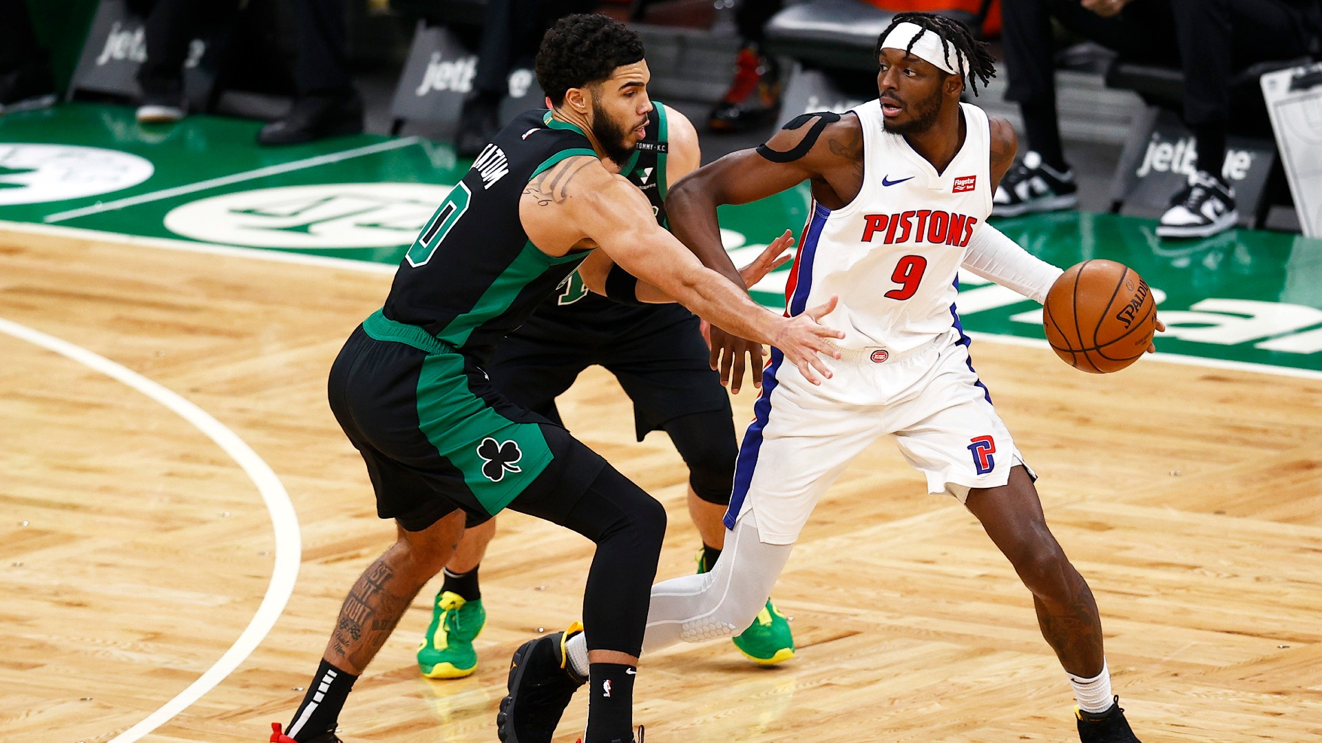 NBA trade rumors: Celtics targeting Pistons' Jerami Grant, but they won't get him