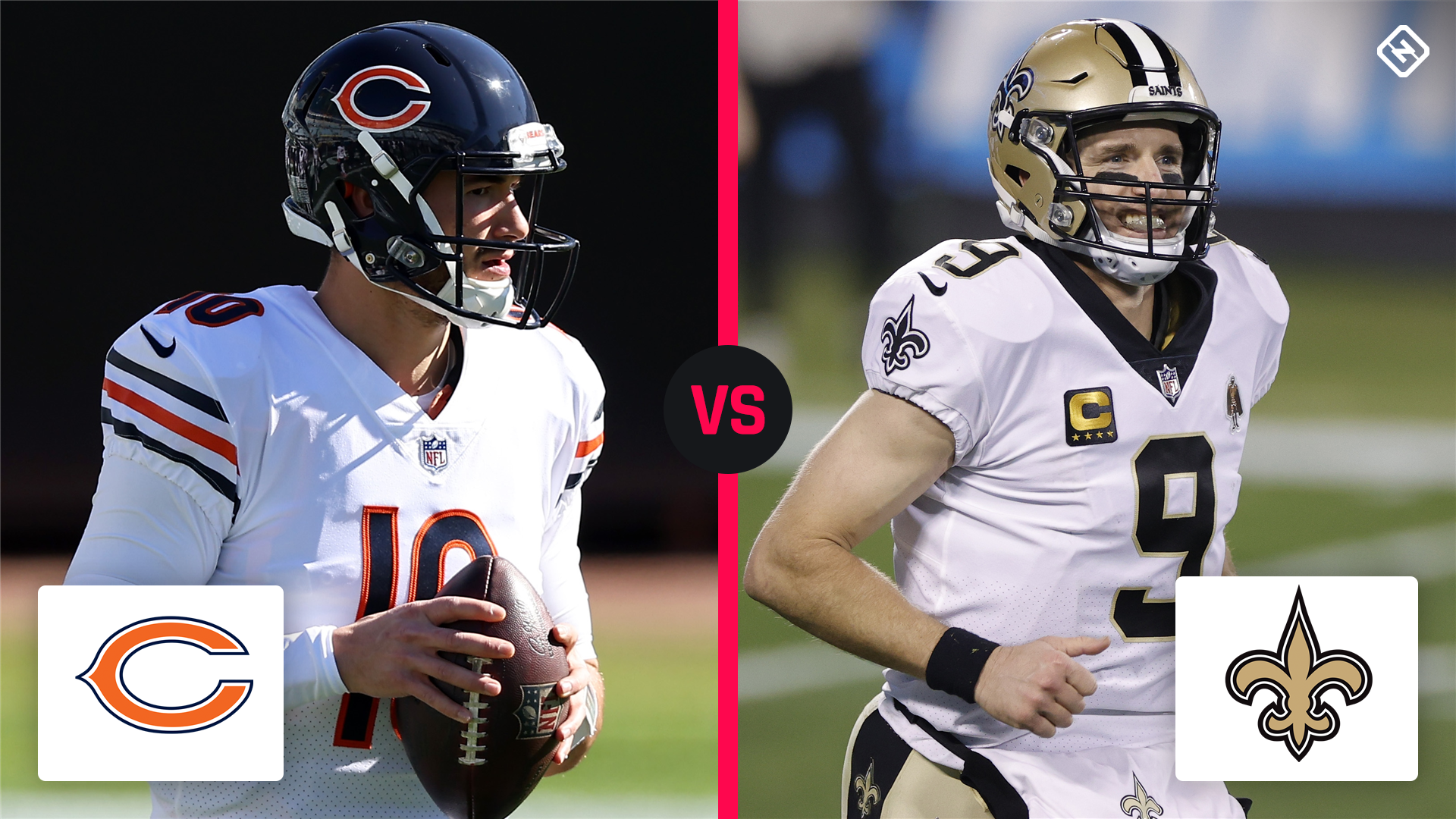 What channel is Bears vs. Saints on today? Time, TV schedule for NFL wild-card playoff game