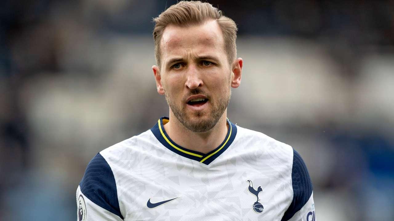 Harry Kane - Tottenham Hotspur - May 2021