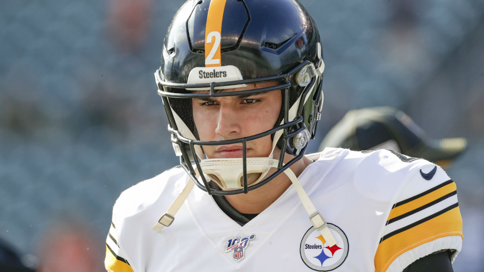 Steelers Mason Rudolph Benched Amid Dreadful Performance Vs