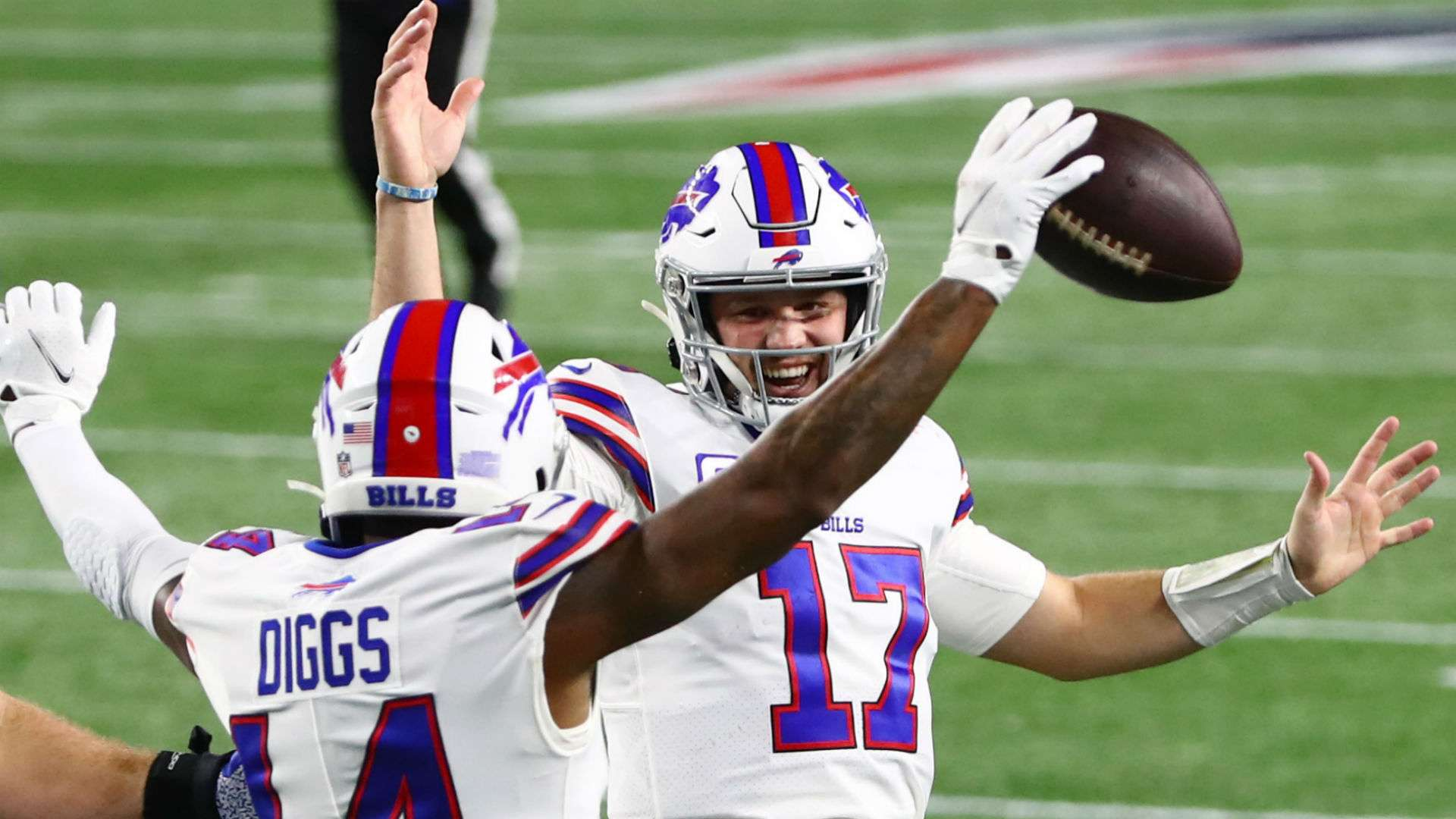 Nfl Playoff Bracket 2021 Wild Card Playoff Matchups Schedule For Afc Nfc Sporting News