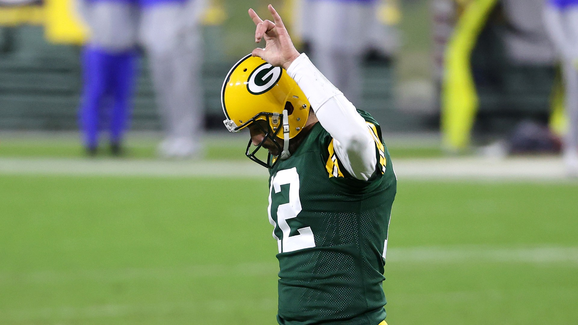 aaron rodgers 012021 getty