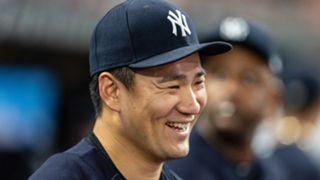田中将大, ヤンキース