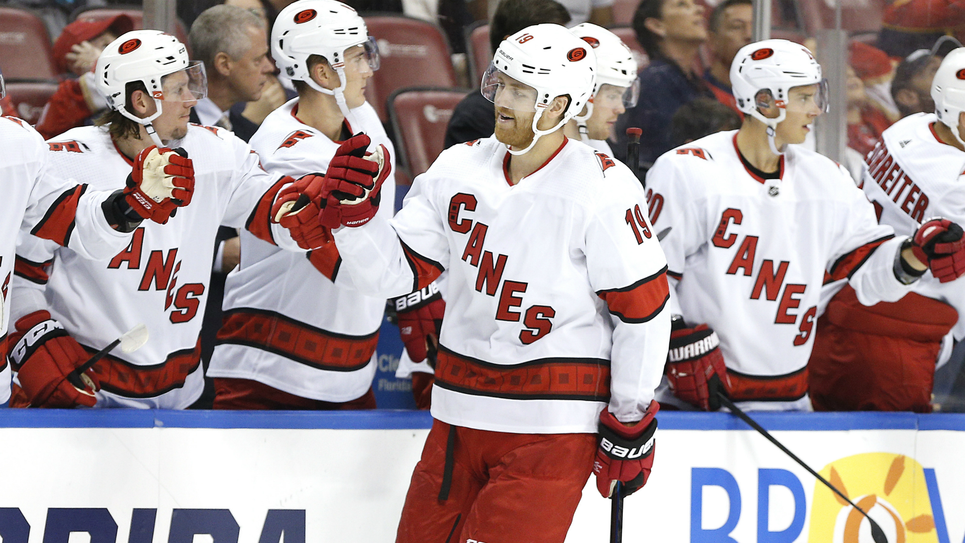 Edmonton Oilers surrender surprising center ice goal vs. Carolina Hurricanes