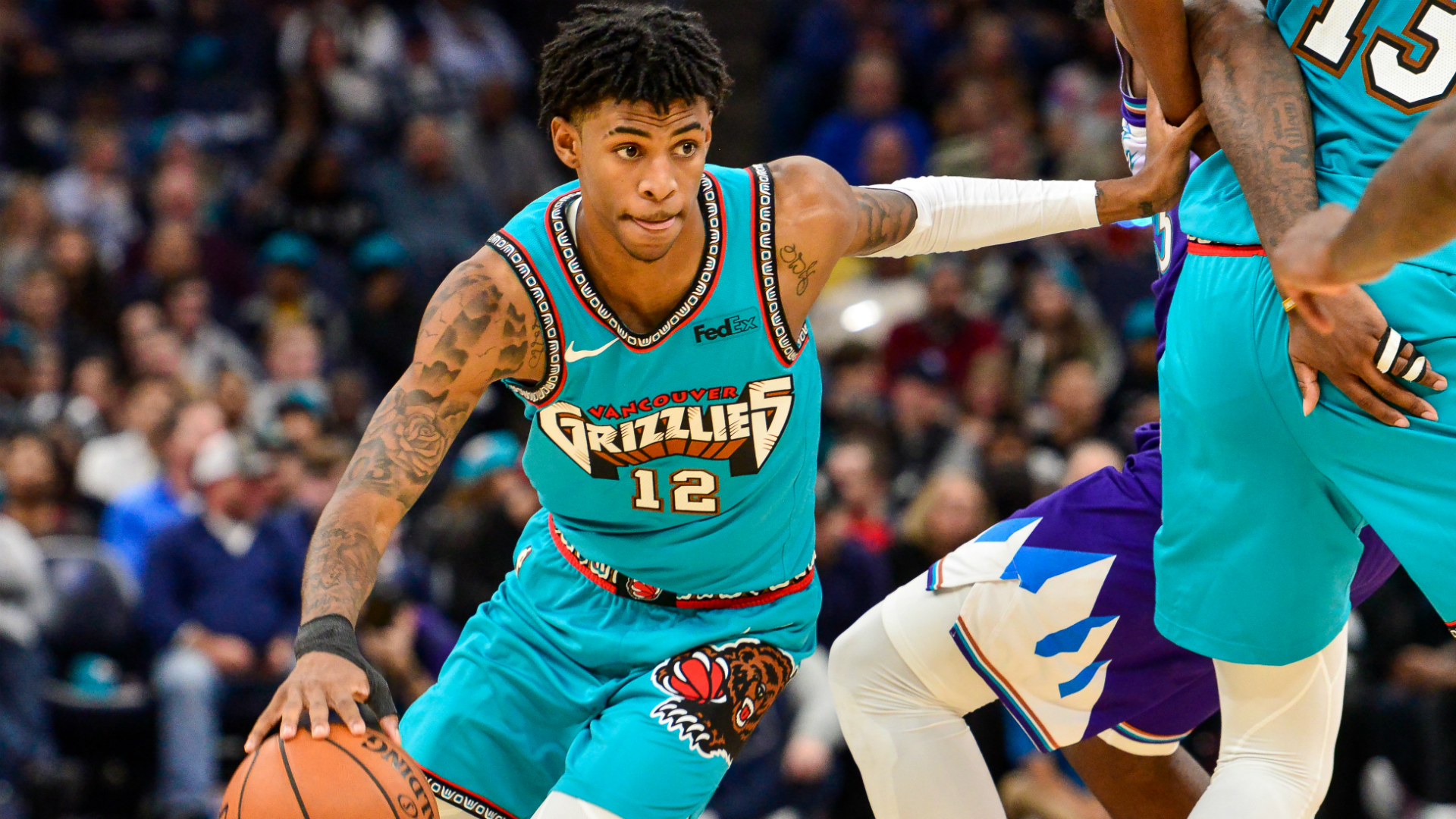 Ja Morant is running away with Rookie of the Year and pushing the ...