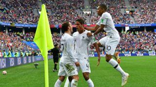 France win over Uruguay World Cup FTR
