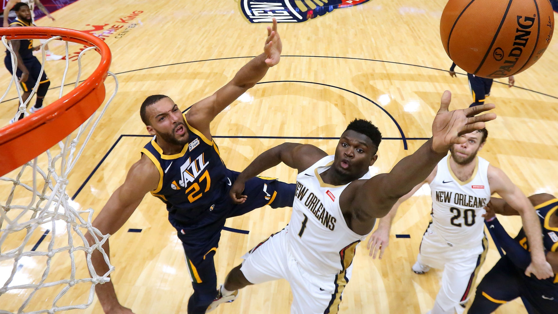 What channel is Pelicans vs. Jazz on today? TV schedule, start time for NBA's 2020 restart 1