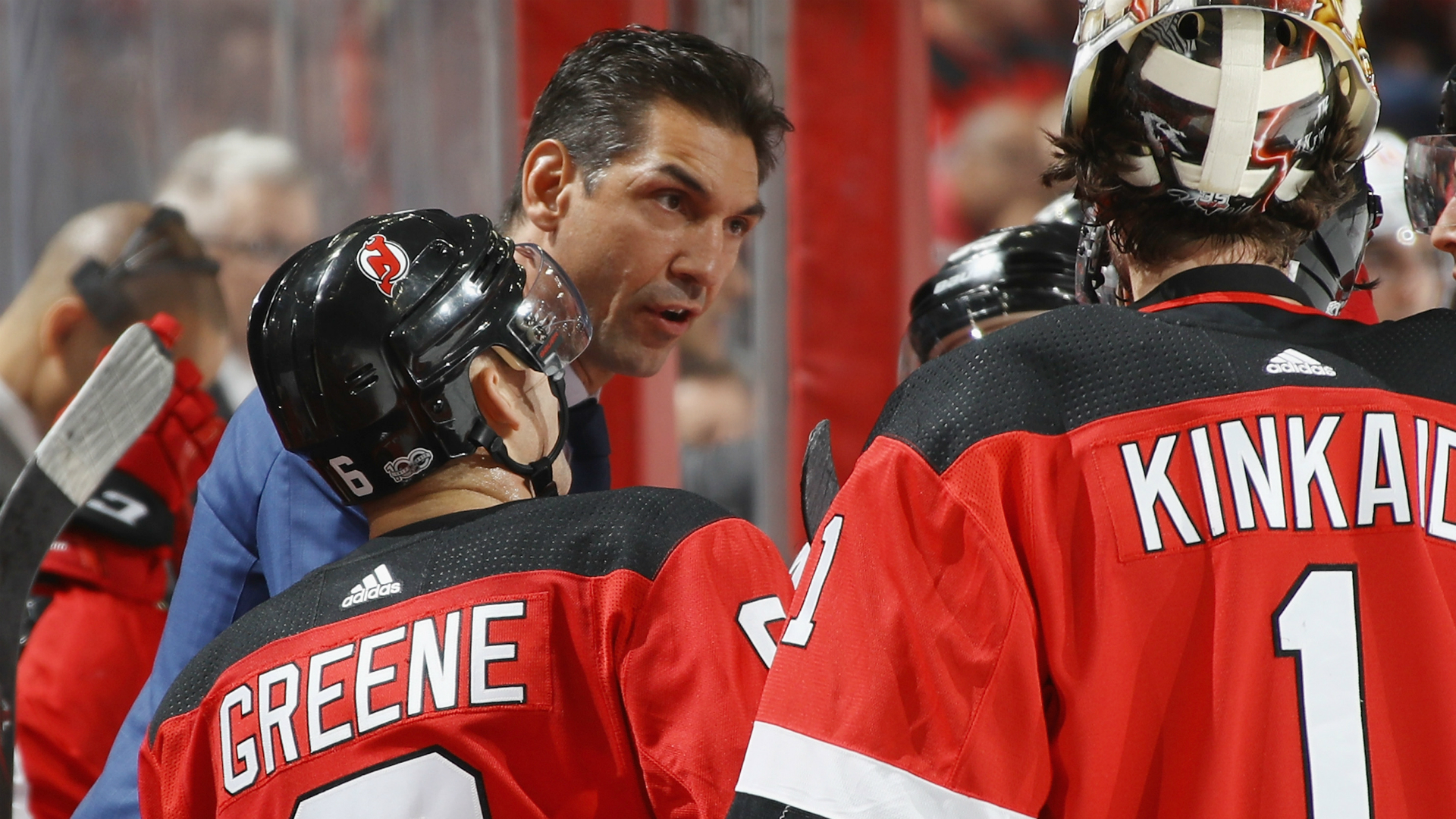 New Jersey Devils finding new identity under interim head coach Alain Nasreddine: 'Use our speed and play fast'