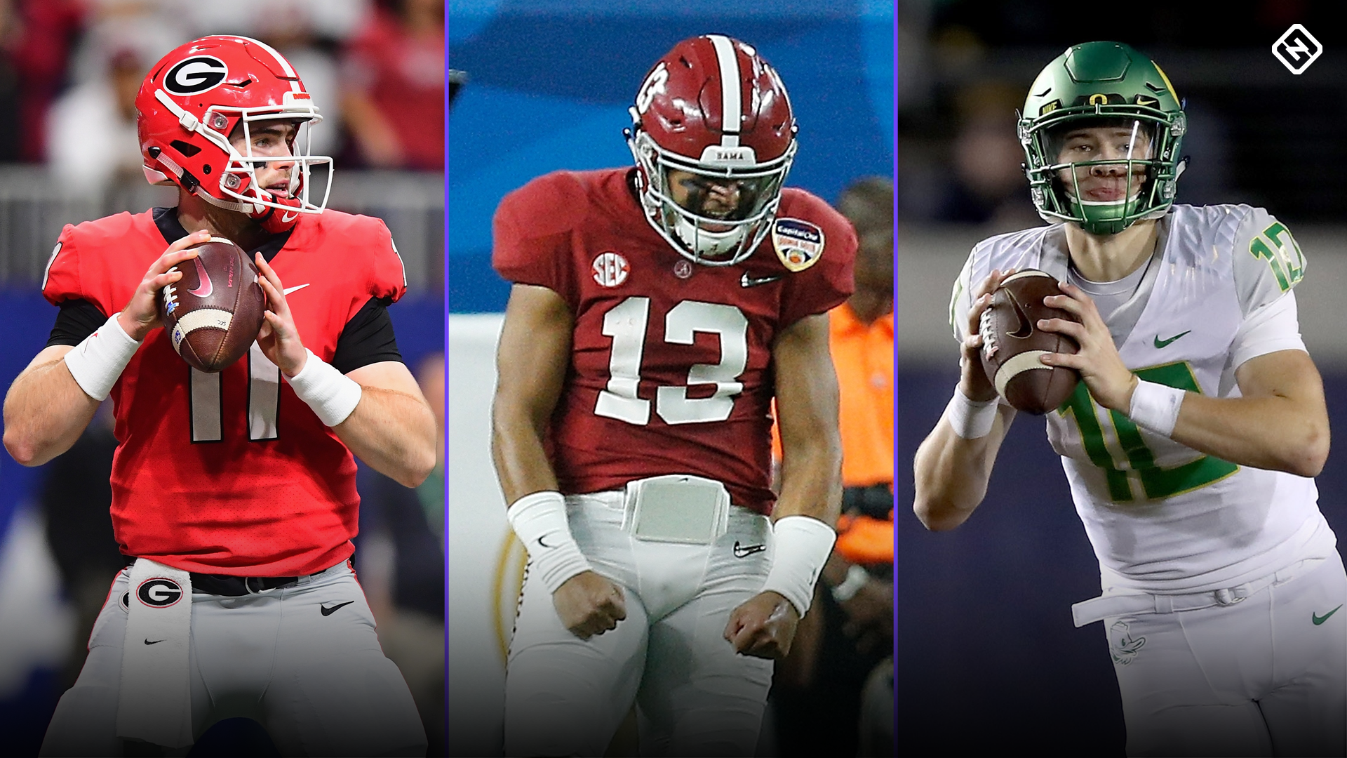 Best Available Nfl Draft 2020.Top 10 Qbs For 2020 Nfl Draft Tua Tagovailoa Justin