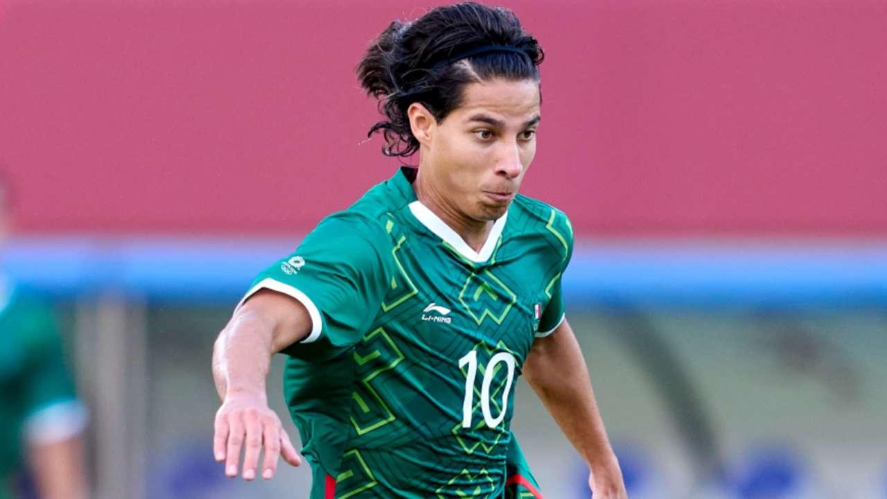 Diego Lainez - Mexico - 2021 Olympics