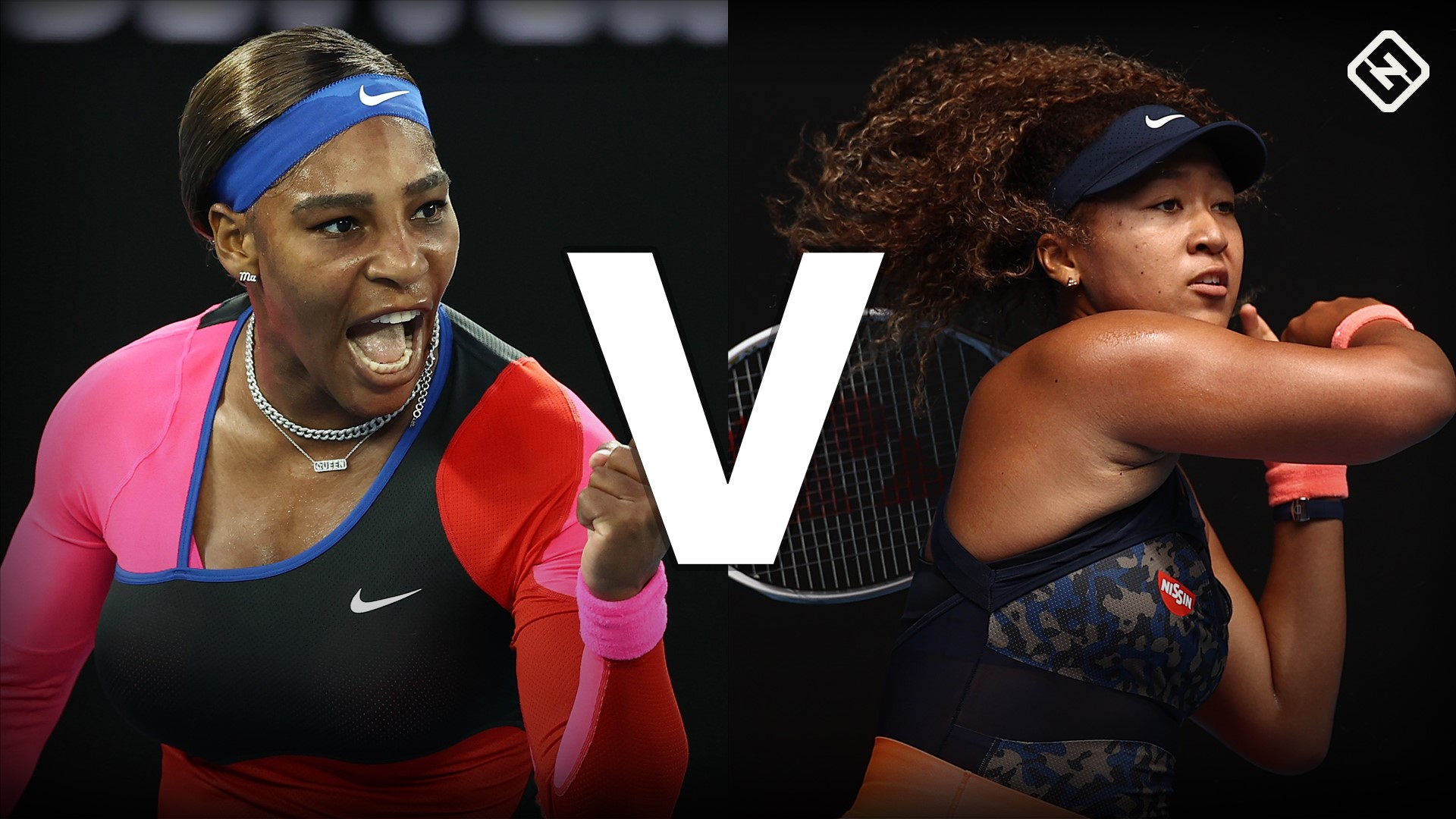 Serena Williams vs. Naomi Osaka time, TV channel, live stream for 2021 Australian Open semifinals thumbnail