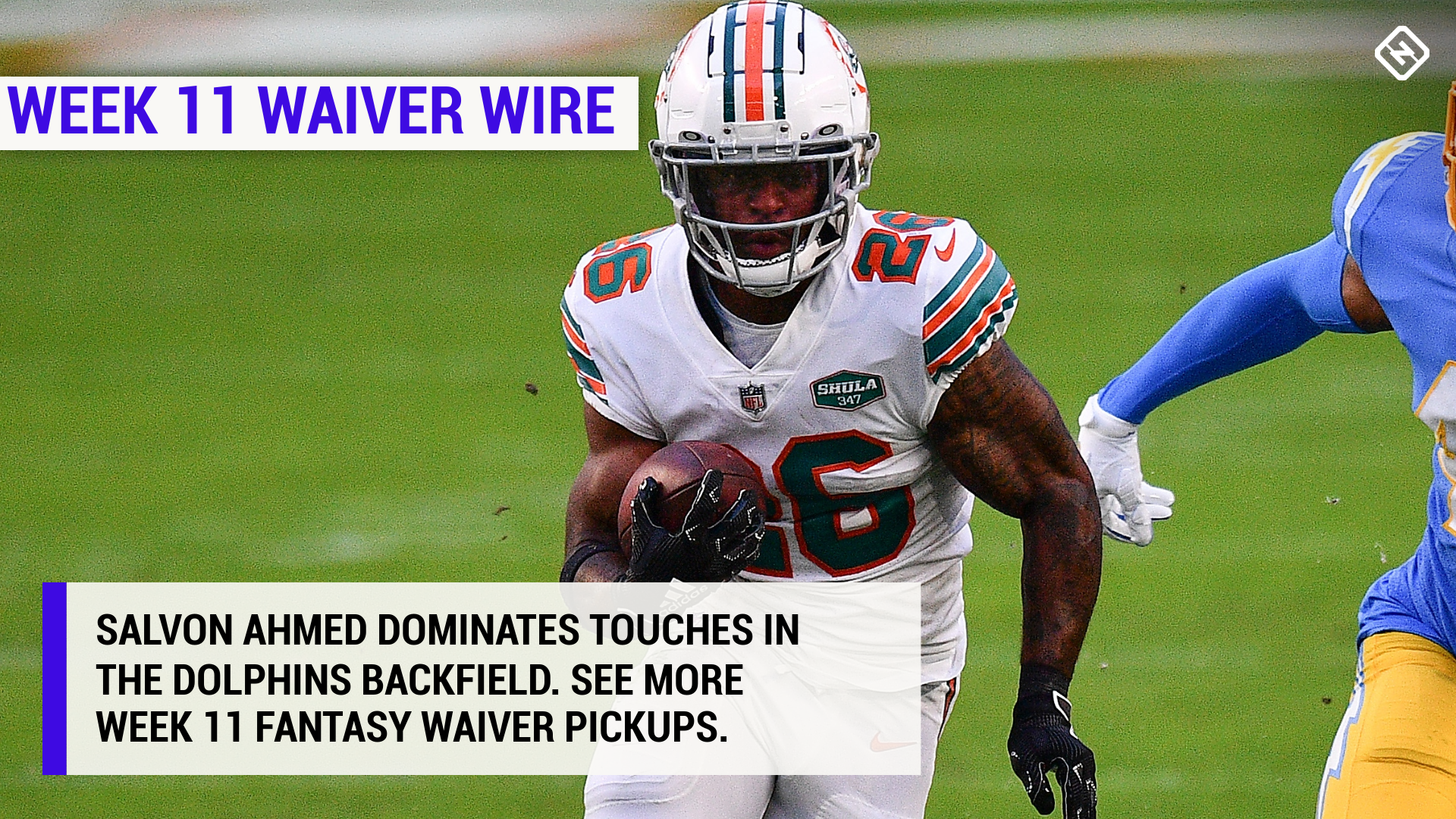 Best Fantasy Football Waiver Wire Pickups For Week 11 Sporting News