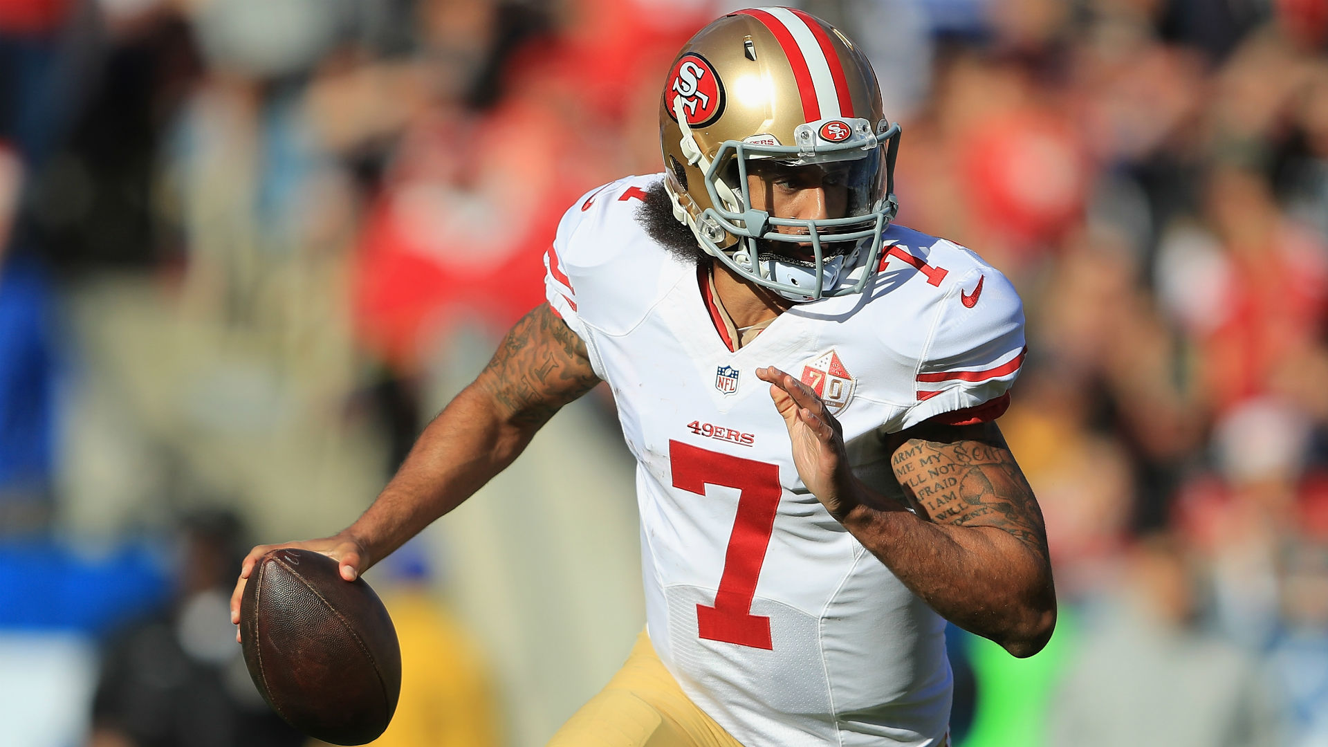 Roger Goodell would 'support' and 'encourage' an NFL team to sign Colin Kaepernick 1