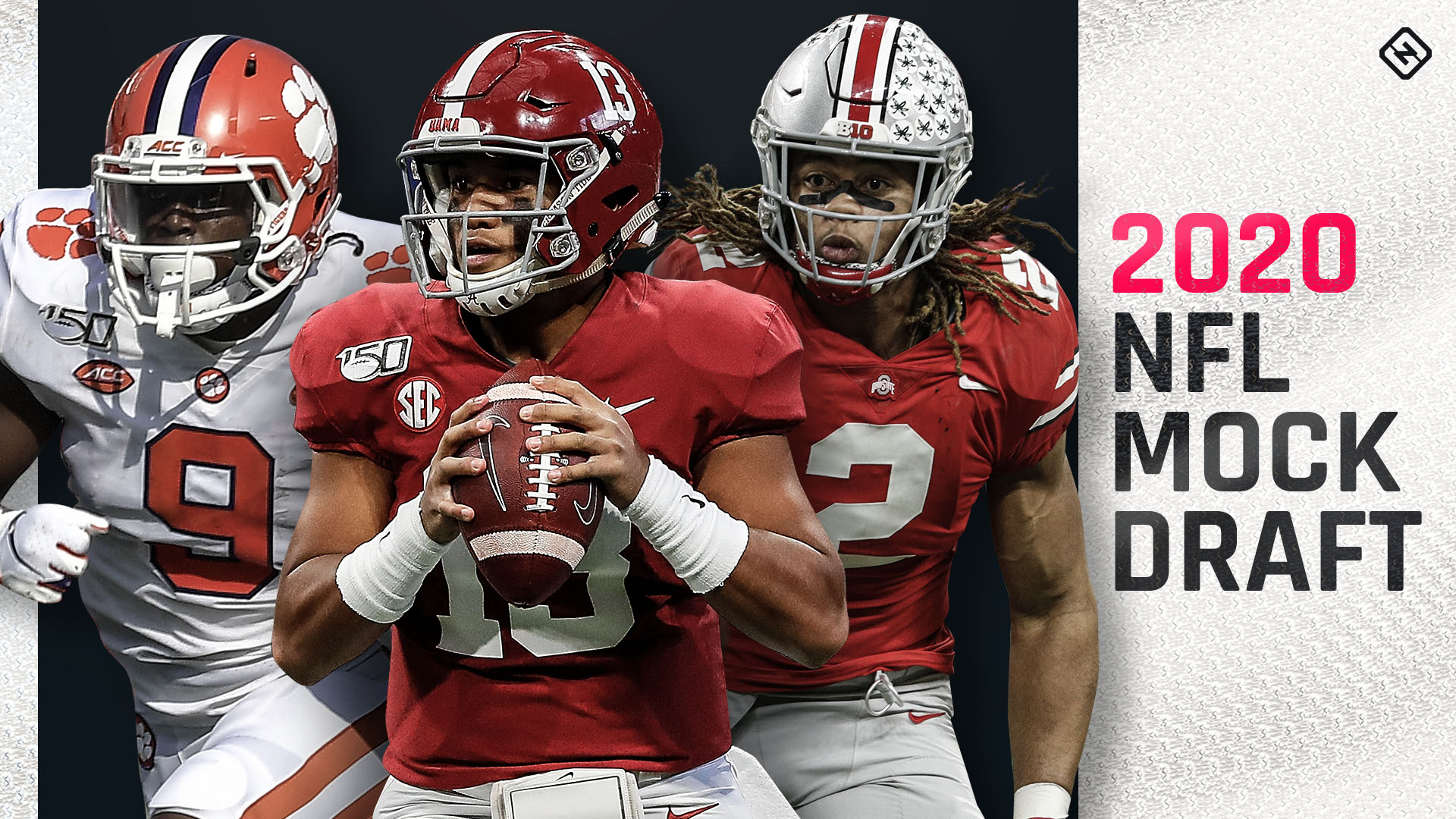 Best Nfl Teams 2020.Nfl Mock Draft 2020 Giants Pursue Chase Young Jets Get