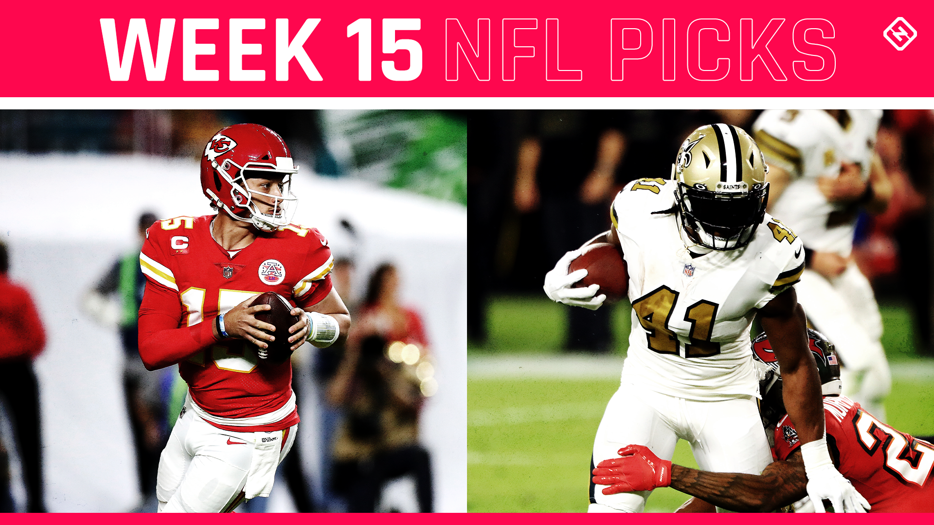 NFL picks, predictions against spread Week 15: Chiefs clip Saints in Super Bowl teaser; Browns rebound; Seahawks roll