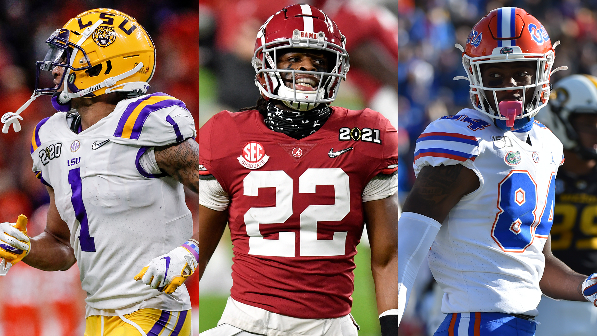 Fantasy football rookies who will make an impact in 2021 rankings
