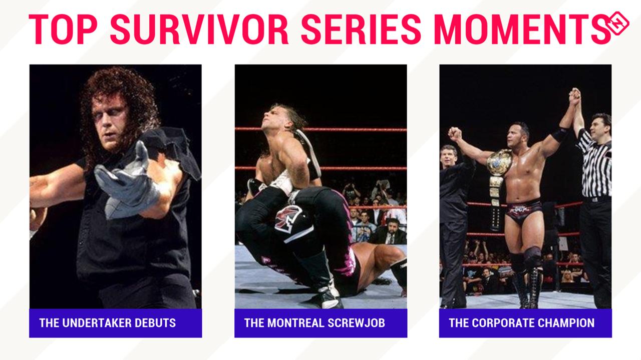 top-survivor-series-moments-wwe