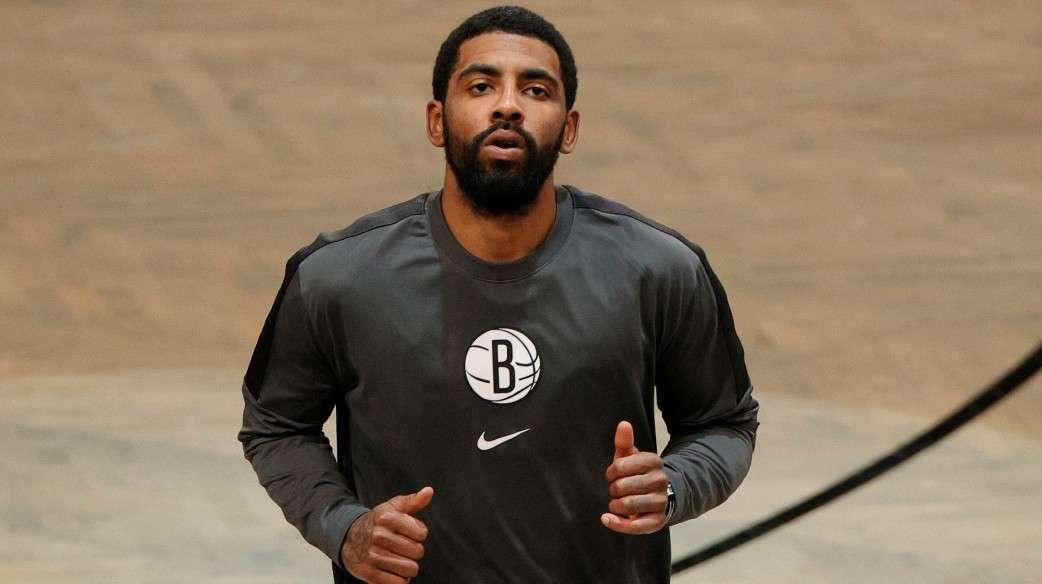 Kyrie Irving Brooklyn Nets