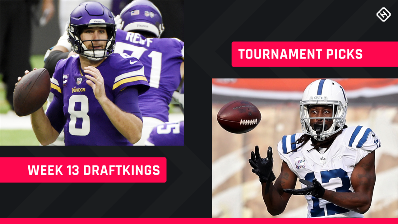 Week-13-DraftKings-Tournament-Picks-120120-Getty-FTR