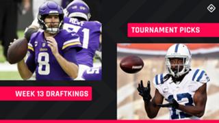 Week-13-DraftKings-Tournament-Picks-120120-Getty-FTR