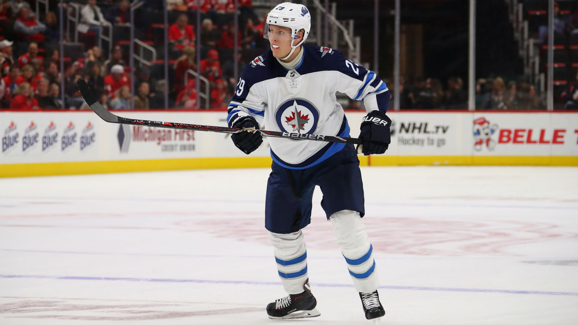 Winnipeg Jets Patrik Laine On Possible Season Return My Game S Probably Going To Look Terrible Sporting News