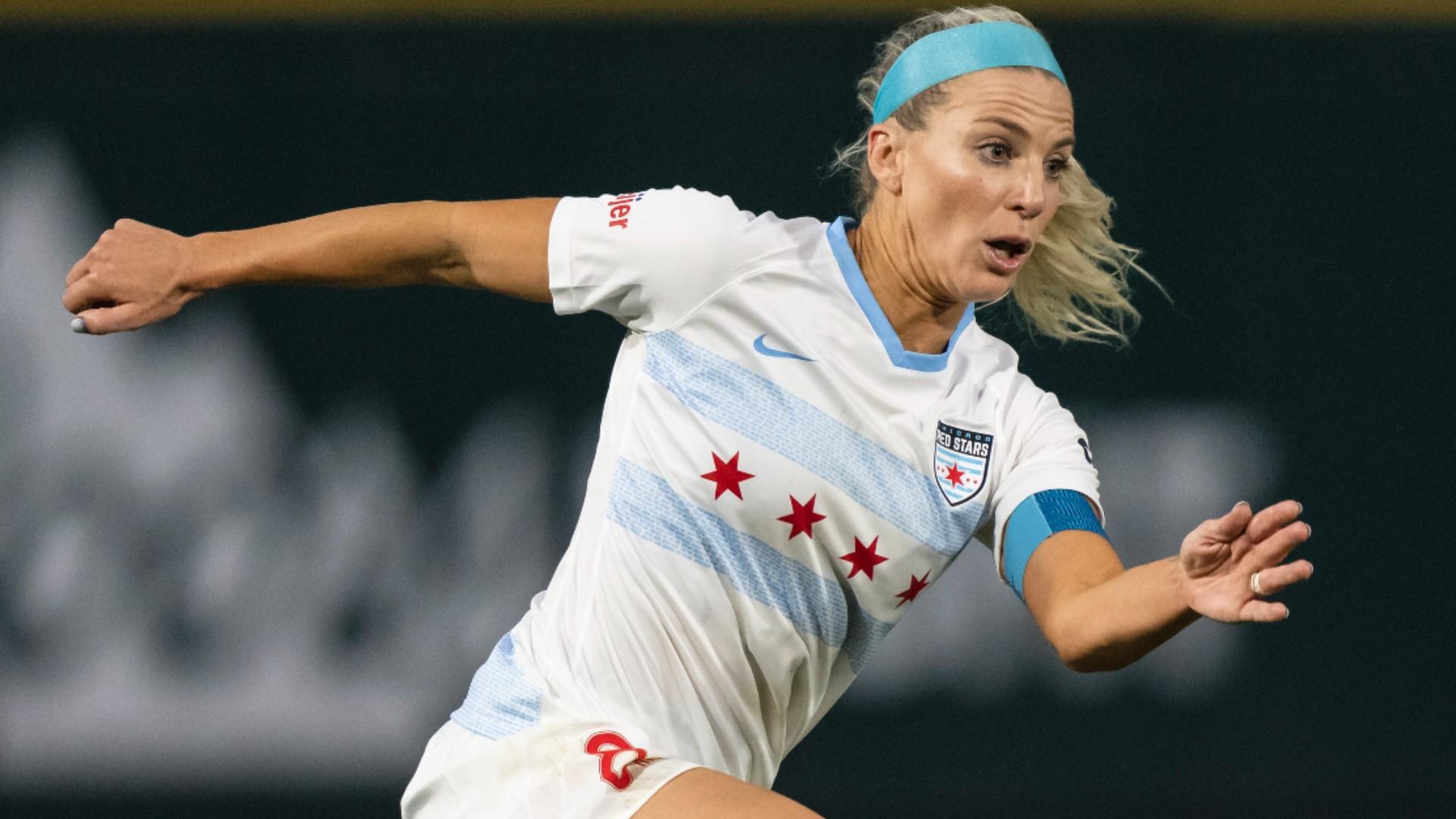 Lindsey Horan's USWNT showing vs. Portugal could deep-six concerns about Julie Ertz injury