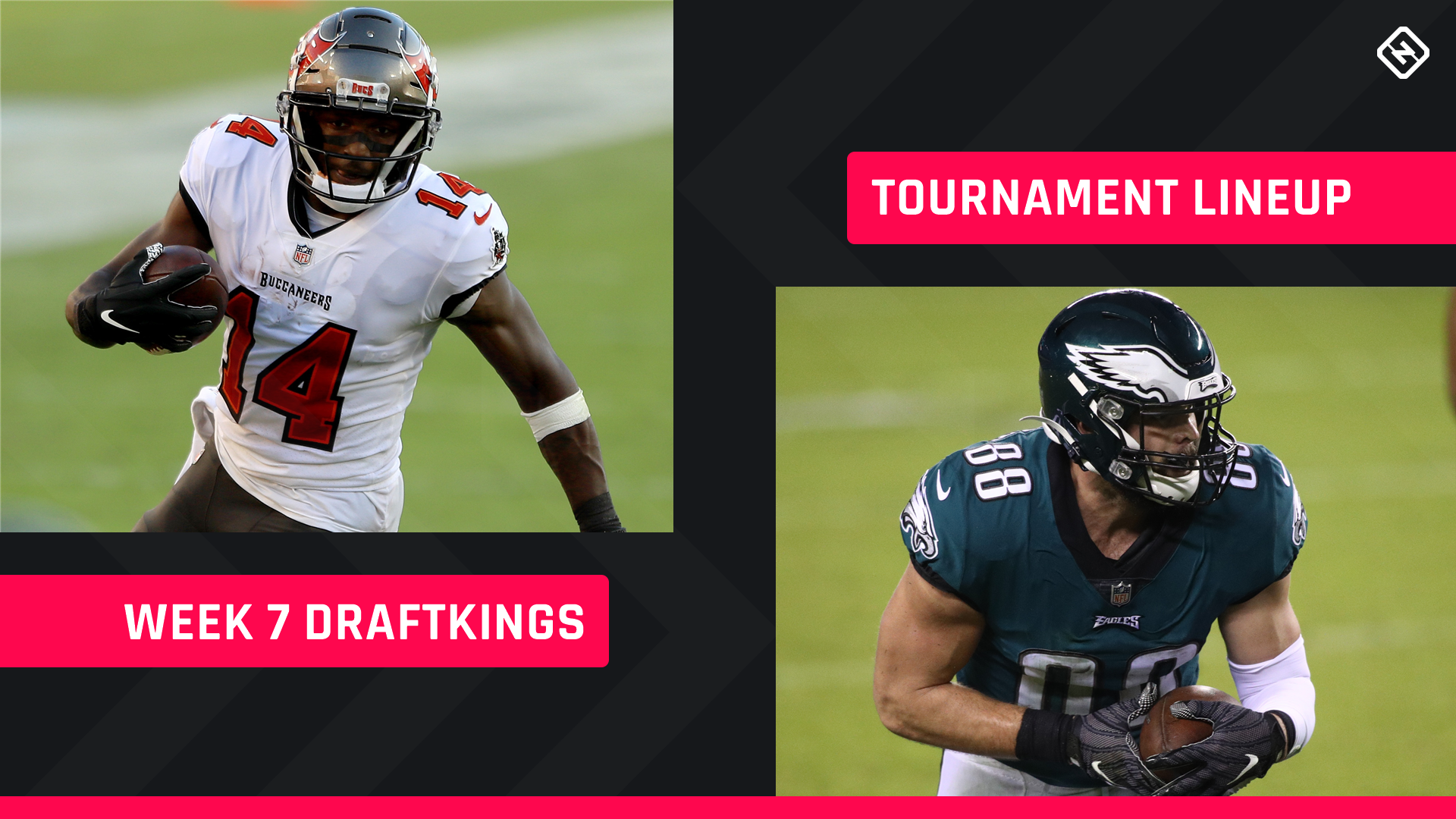 DraftKings Picks Week 7: NFL DFS lineup advice for daily fantasy football GPP tournaments