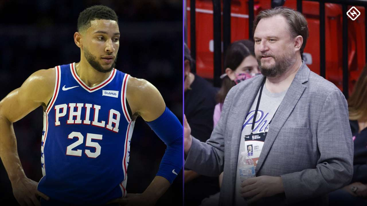 Has Ben Simmons played his final game for the Philadelphia 76ers?