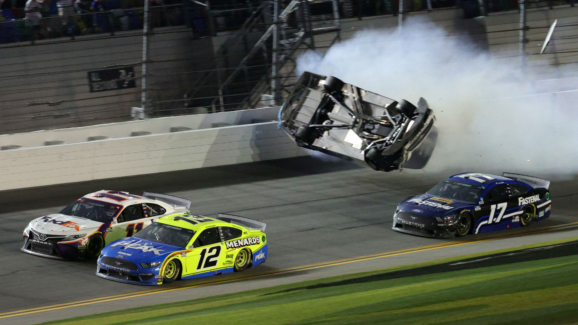 Sporting News NASCAR - cover