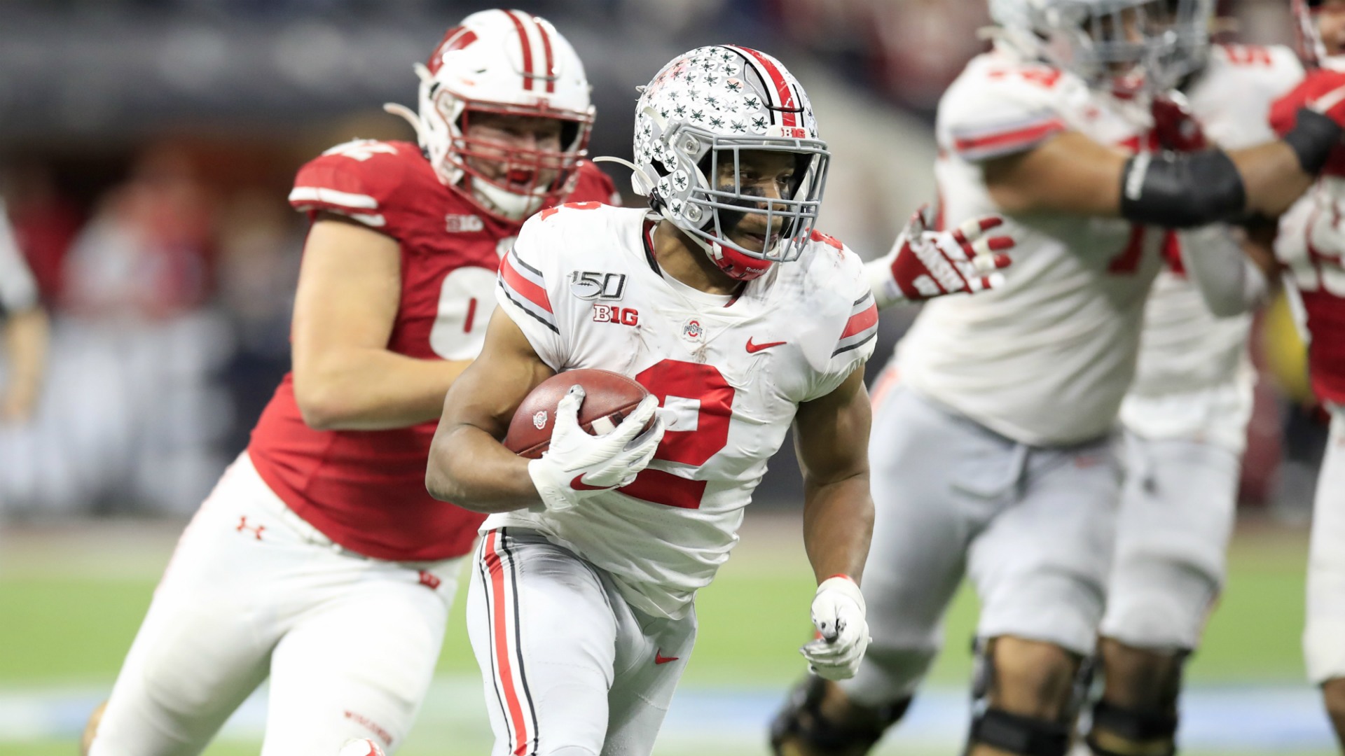 Ohio State vs. Wisconsin final score: Dominant second half fuels Buckeyes' comeback win in Big Ten championship | Sporting News