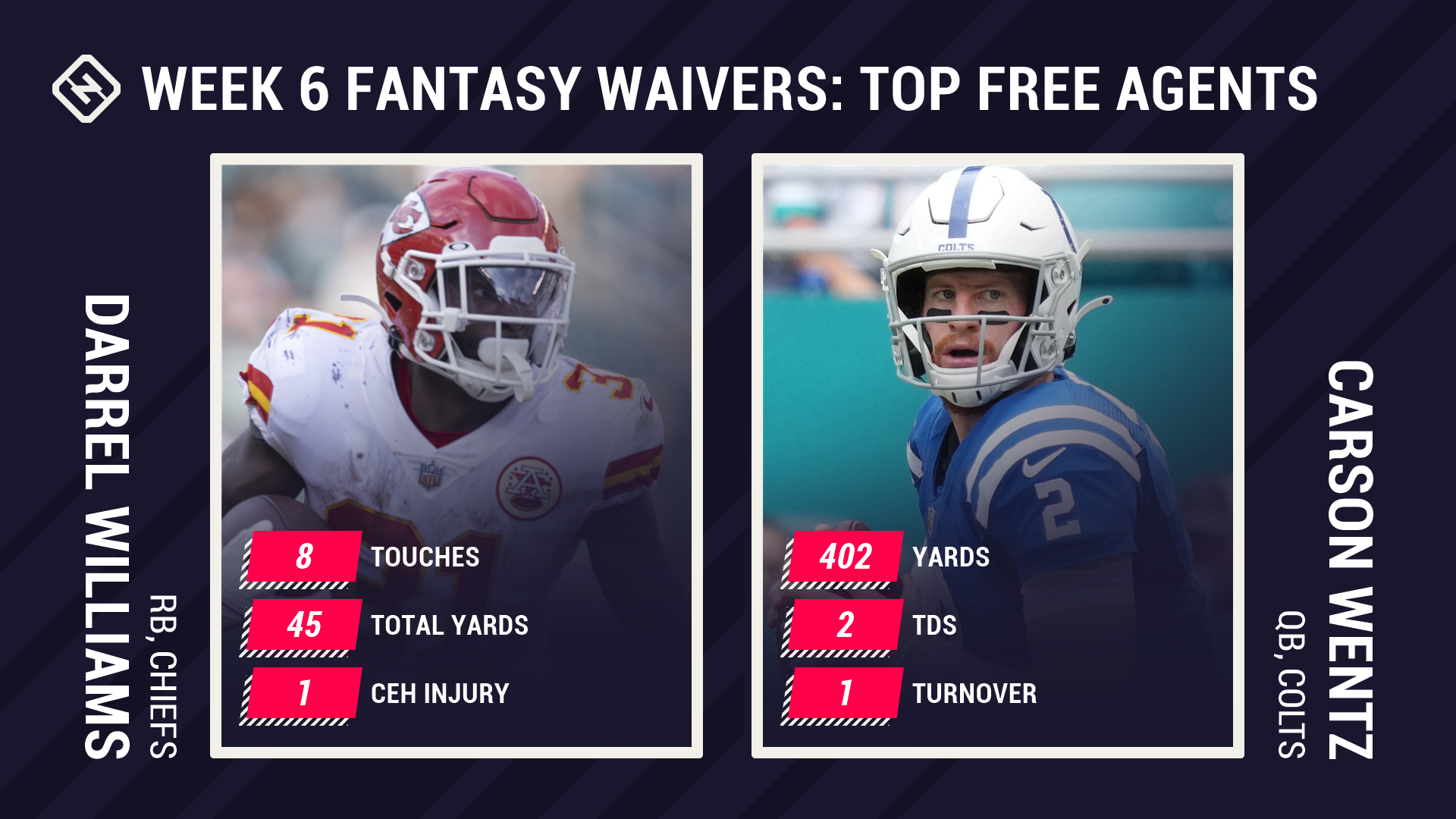 week 6 waiver wire 2