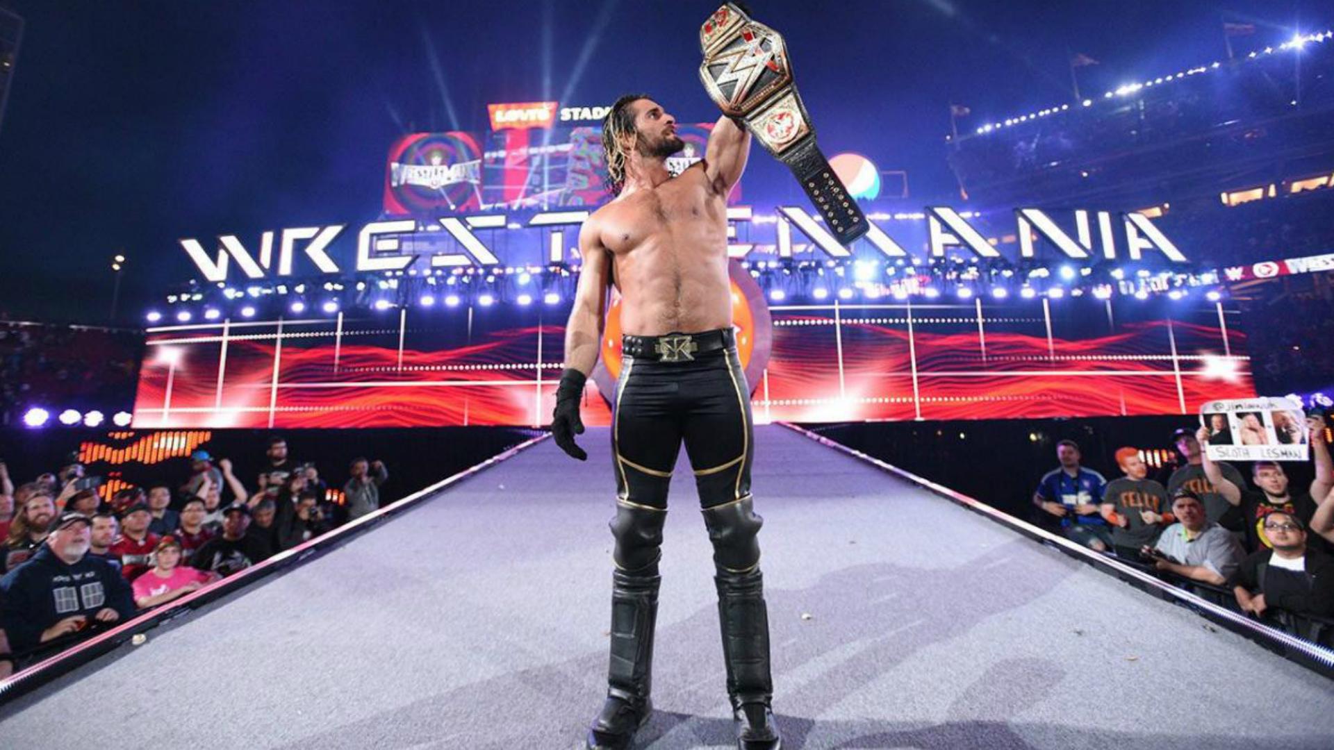Wrestlemania 31 calificaciones: Seth Rollins realiza el 'Golpe del siglo' 32