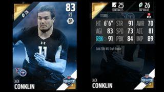 Madden NFL 16 Ultimate Team Jack Conklin